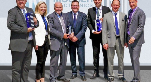 TTI and Mouser capture Vishay's Euro Distribution Awards