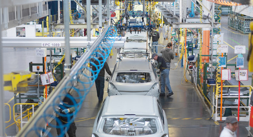 Production Planning Innovations in SAP S/4HANA for Faster and More Efficient Manufacturing
