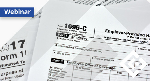 Form 1095-C: Automating ACA Reporting Compliance