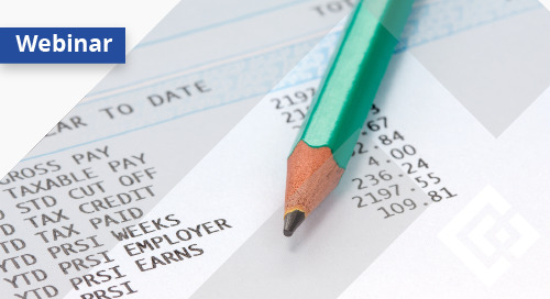 Finding New Efficiencies in Payroll Processing
