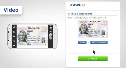 SmartLinx Applicant Tracker — Onboarding