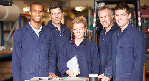Attracting apprentices via tech-appeal