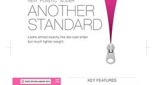 YKK® Plastic Slider