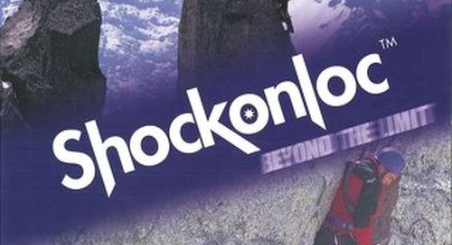 Shockonloc™ Tough Buckle series