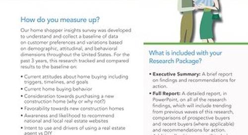 BDX Buyer Tracking Study