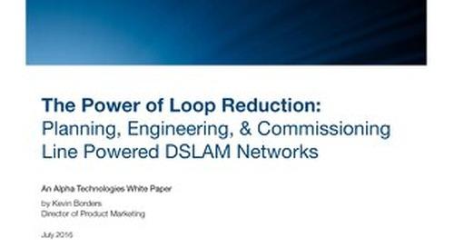 Power of Loop Reduction