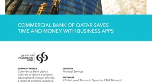 Commercial Bank of Qatar Case Study