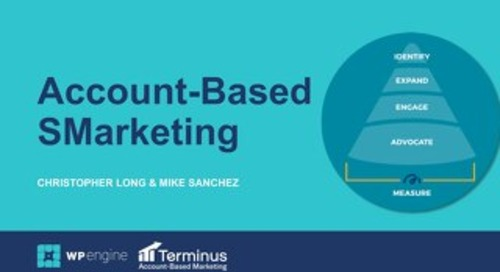 Account-Based SMarketing