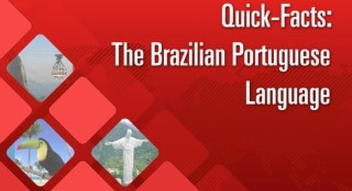 Quick Facts: The Brazilian Portuguese Language