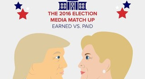 2016 Election Media Match Up Report