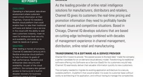 Channel IQ Tackles Retail Intel