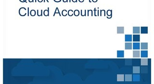 Quick Guide Cloud Accounting