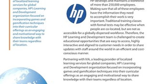 Case-Study Hewlett-Packard 2016