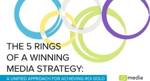 5 Rings of a Winning Media Strategy