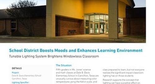 Dale B Davis Elementary School Case Study