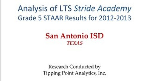 Grade 5 STAAR in San Antonio, Texas