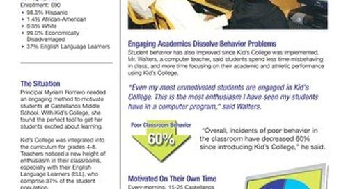 Castellanos Middle School Case Study