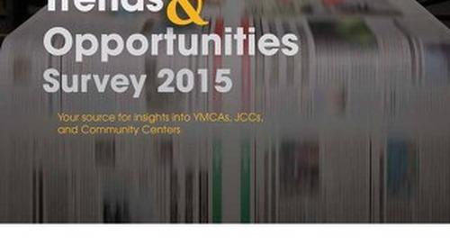 Daxko Trends & Opportunities 2015