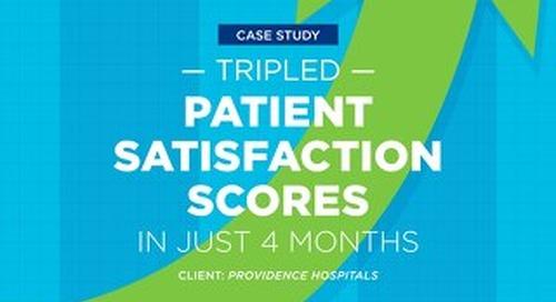 Case Study: Providence Hospitals
