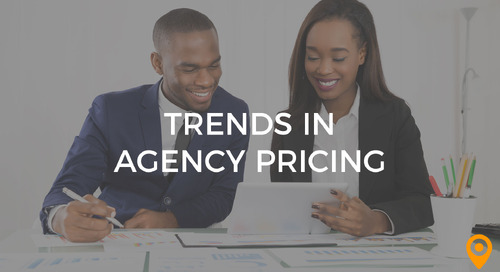 Trends in Agency Pricing