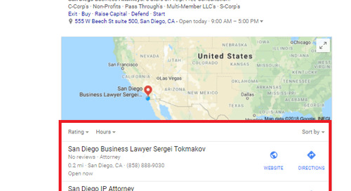 5 Essential Tips for Attorney SEO