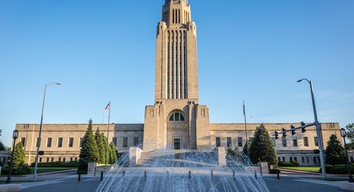 Nebraska considers blockchain and cryptocurrency legislation