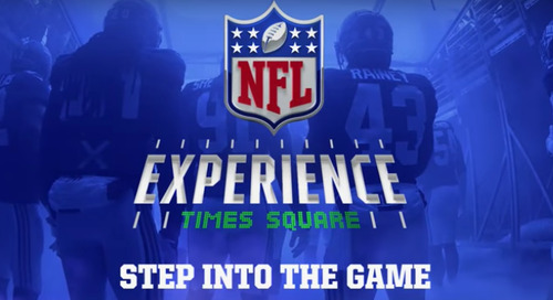 NFL Experience Immerses You In Football Through Tech