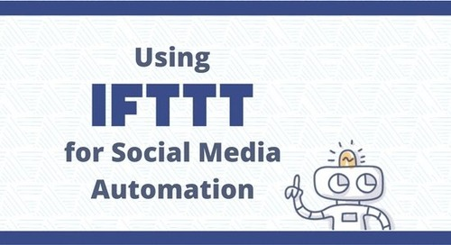 Using IFTTT for Social Media Automation