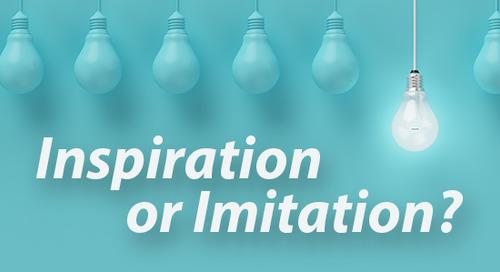 Inspiration or Imitation?
