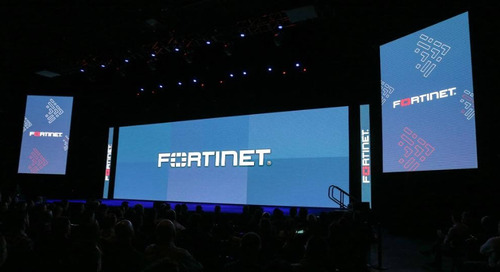 Accelerate 2018 – A Milestone for Fortinet