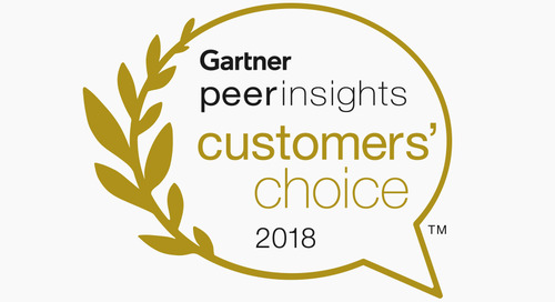 Fortinet Named a 2018 Gartner Peer Insights Customers' Choice for Enterprise Network Firewall