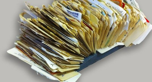 What happens when the rolodex runs dry