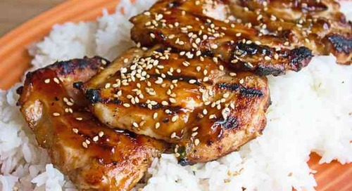 Your new favorite teriyaki recipe (the sauce is the star)