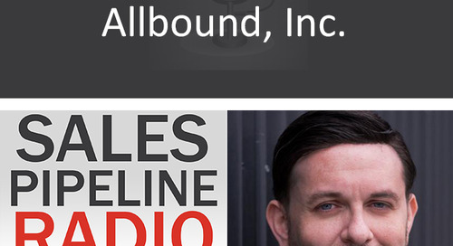 Sales Pipeline Radio, Episode 93: Q&A with Scott Salkin