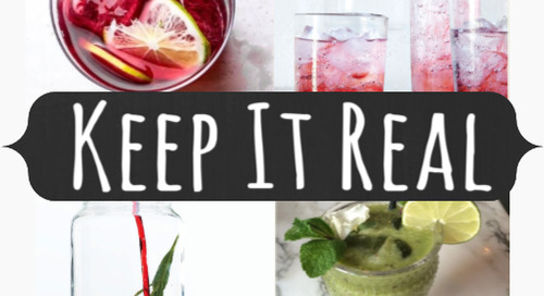 Keeping Drynuary Real: How New Year's Resolutions can be fun AND challenging