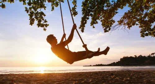 Finding your simple pleasures throughout the year