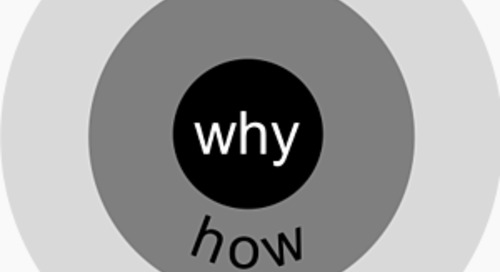"""Shaping our customer's """"why""""..."""