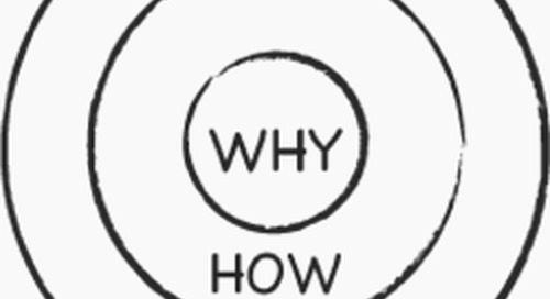 "Starting with ""Why"""
