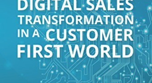 Book review: Digital Sales Transformation