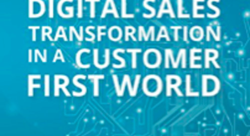 Selling in a Digitally-Transformed World