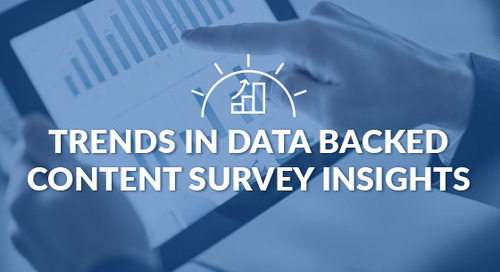 [Infographic] Trends in Data Backed Content Survey Insights