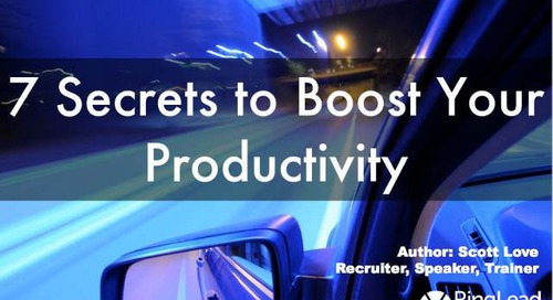 7 Secrets to Boost Your Productivity