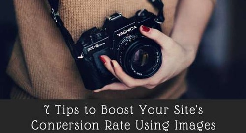 7 Tips to Boost Web Conversion Rates Using Images