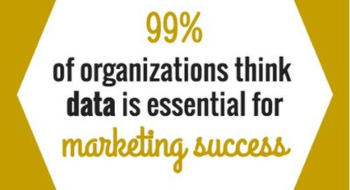 91 Percent of Companies Feel Poor Data Wastes Revenue (And 47 More Data Stats)