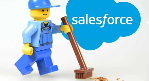 Tips for Cleaning Up your Salesforce Data