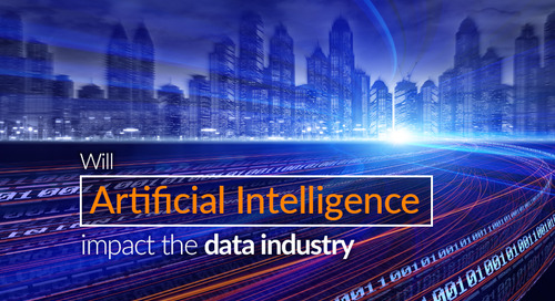 Will AI Impact the Data Industry?