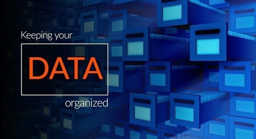 Keeping Your Data Organized