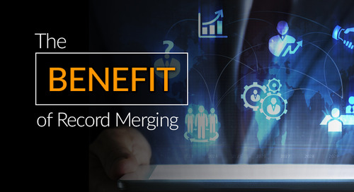 The Benefit of Record Merging