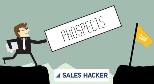 The One Piece of Sales Prospecting Advice That Changed My Career