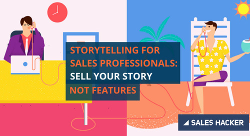 Storytelling Success: Why Some Reps Are Dynamite and Some Aren't